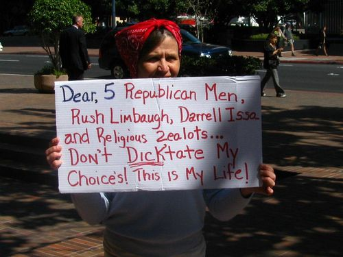 Darrell Issa and Rush Limbaugh Dicktate